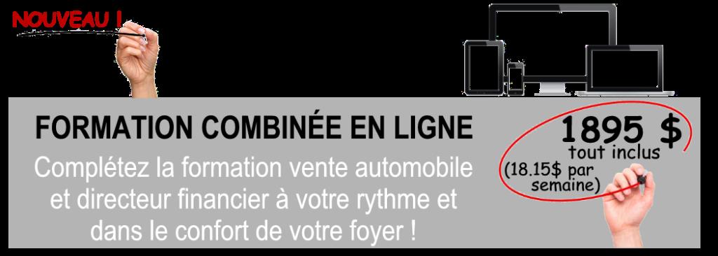 formation a distance vente automobile